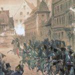 barrikadensturm frankfurt 1848