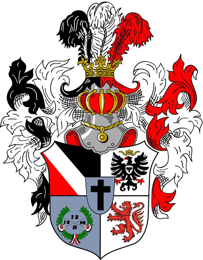 VDSt Braunschweig Prunkwappen