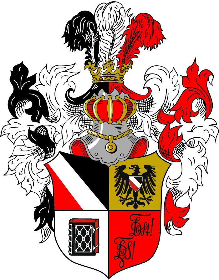 VDSt Breslau-Bochum Prunkwappen