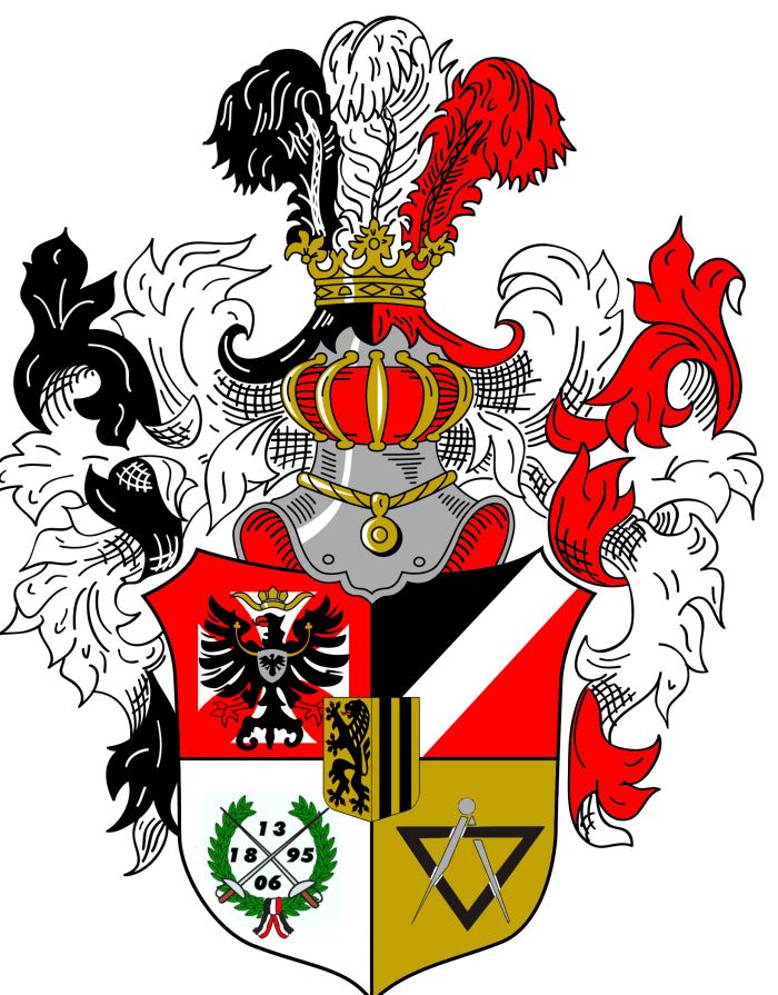 VDSt Dresden I Prunkwappen